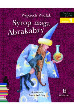 Syrop maga Abrakabry. Czytam sobie. Poziom 1