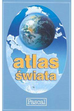 Atlas świat kieszonkowy - praca zbiorowa