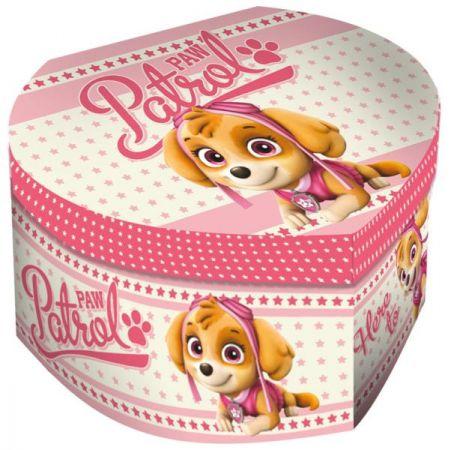 Pudełko na biżuterię z lusterkiem Psi Patrol PW16336 Kids Euroswan
