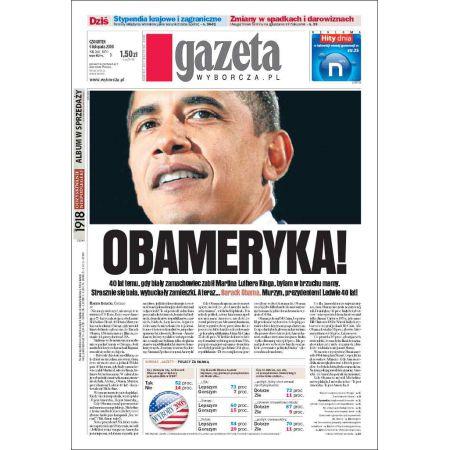 Gazeta Wyborcza - Częstochowa 260/2008