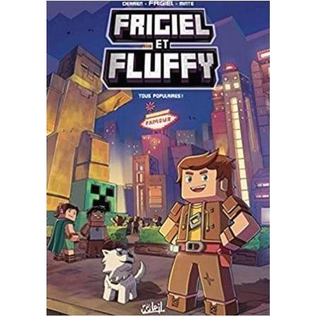 Frigiel i Fluffy T.2