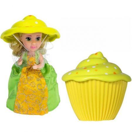 Cupcake. Babeczka z niespodzianką. Jenny. Seria 2. Żółta