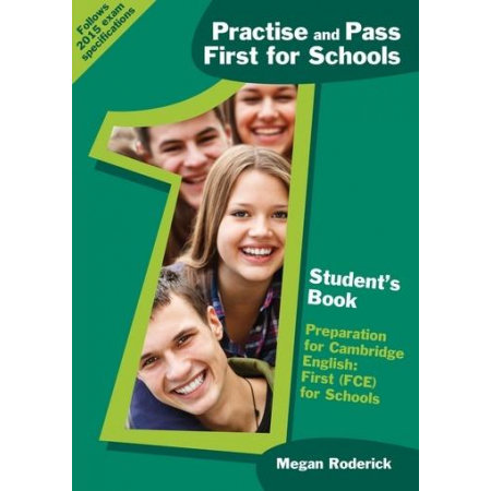 Practise and Pass First for Schools.Student's book