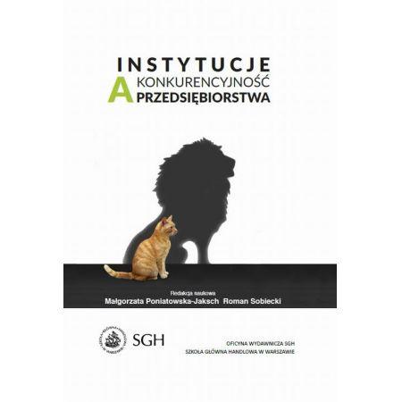 Instytucje a konkurencyjność przedsiębiorstwa
