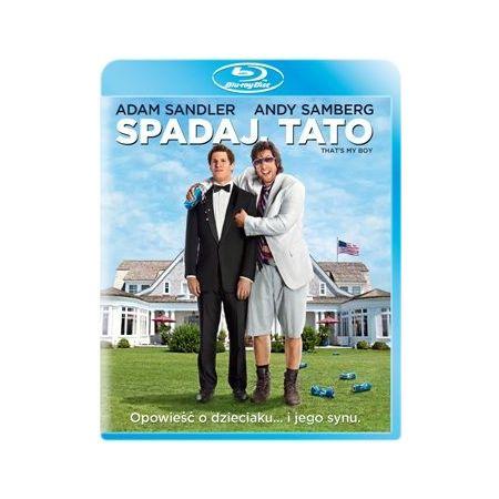 Spadaj, tato (Blu-ray)