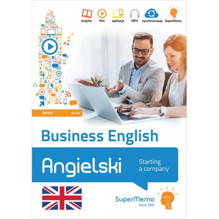 Business English - Starting a company B1/B2