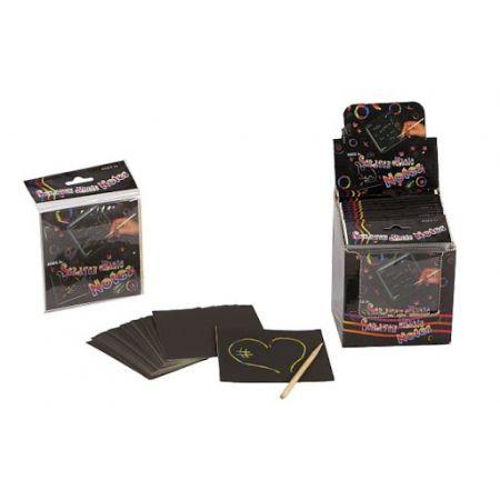 Notes zdrap Magic czarny WARTA 620531