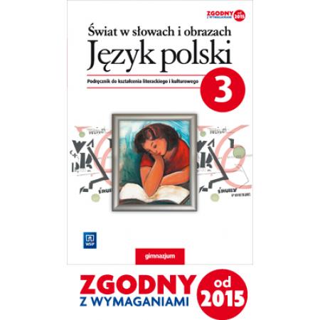 J. Polski GIM 3 Świat w słowach i obrazach Podr.