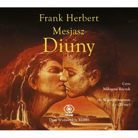 Kroniki Diuny T2 Mesjasz Diuny audiobook