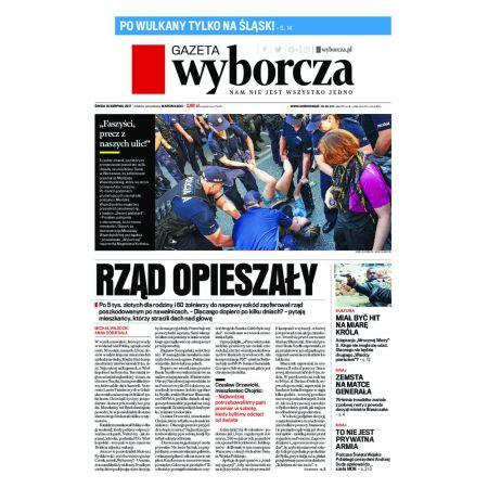 Gazeta Wyborcza - Trójmiasto 189/2017