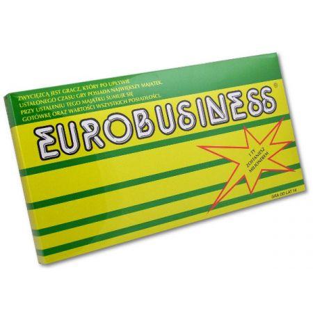 Gra Eurobusiness (Eurobusines). Gra planszowa
