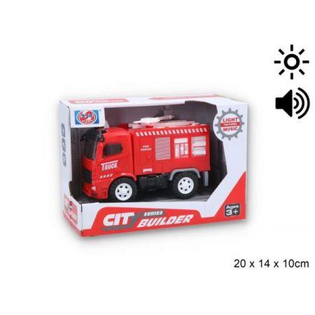 Auto straż z światłem i dźwiękiem G122571