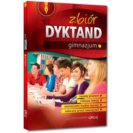 Zbiór dyktand - gimnazjum
