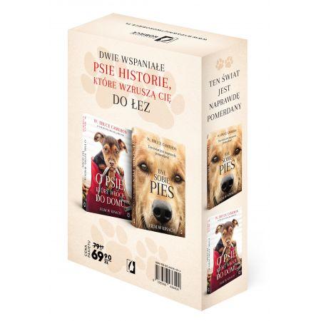 Pakiet: Był sobie pies/O psie, który wrócił do domu