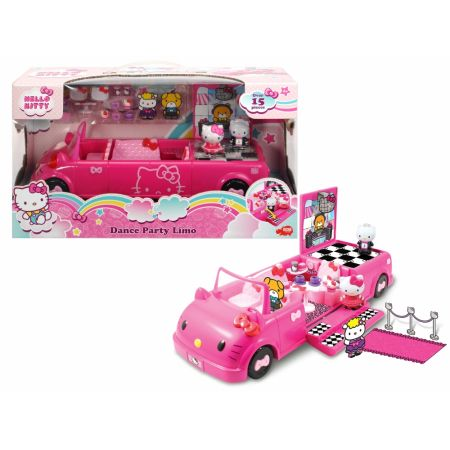 Hello Kitty Taneczna limuzyna