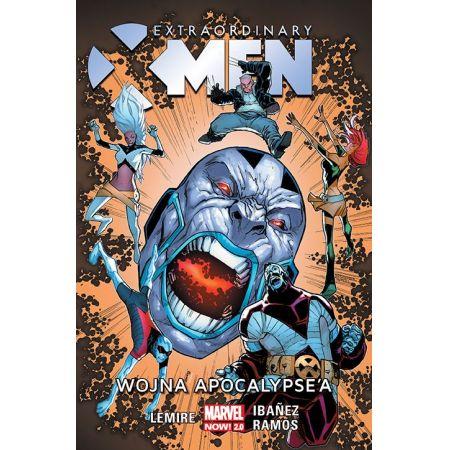 Wojna Apocalypse'a. Extraordinary X-Men. Tom 2
