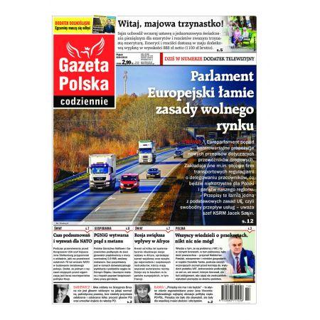 Gazeta Polska Codziennie 81/2019