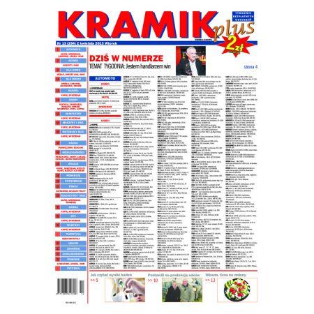 Kramik Plus 13/2013