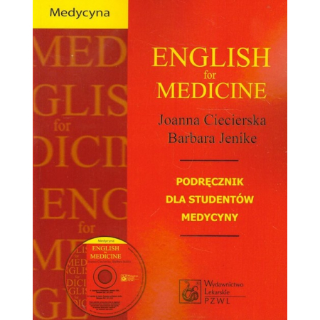 English for Medicine + CD
