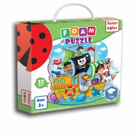 Puzzle Piankowe piraci rk1202-04