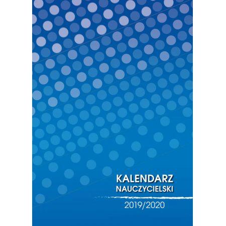 Kalendarz nauczycielski 2019/2020 [kropki]