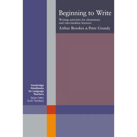 Beginning to Write