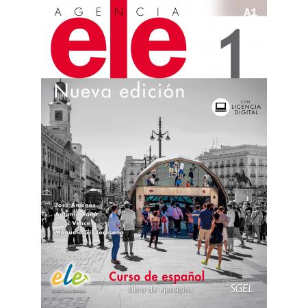 Agencia ELE 1 Ćwiczenia nueva edicion