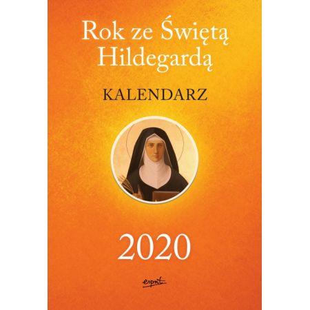 Kalendarz 2020. Rok ze św. Hildegardą