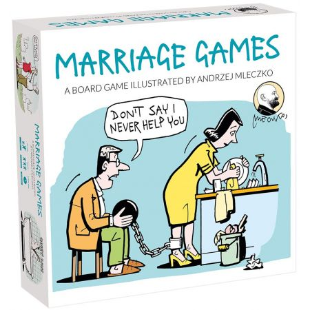 Marriage Games wersja angielska MDR