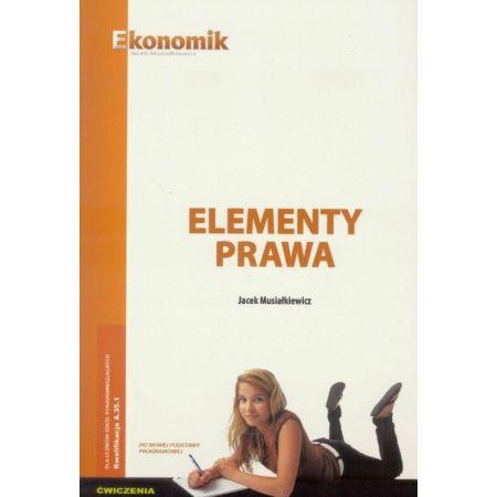 Elementy prawa ćwiczenia EKONOMIK
