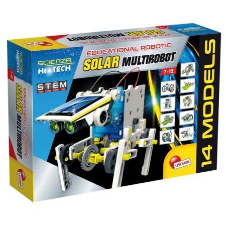 Hi - Tech. Solar Robot 14w1 na energię słoneczną