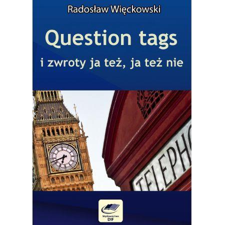 Question tags i zwroty ja też, ja też nie
