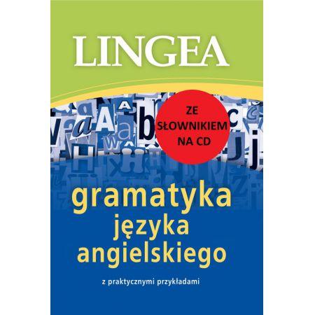 Gramatyka j. ang z praktycznymi przykł.+ słownik
