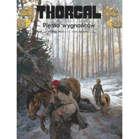 Thorgal, tom 20. Piętno wygnańców