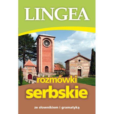 Rozmówki serbskie ze słownikiem i gramatyką