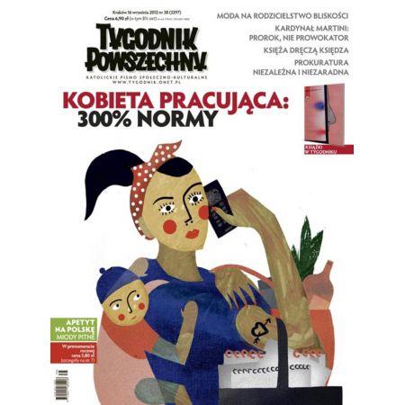 Tygodnik Powszechny 38/2012
