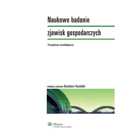 Naukowe badanie zjawisk gospodarczych