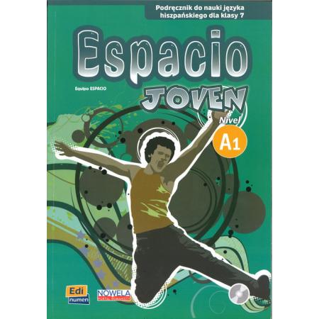 Espacio Joven A1 kl. 7 (podręcznik wieloletni) - NPP