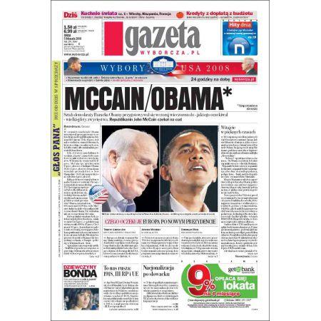 Gazeta Wyborcza - Opole 259/2008