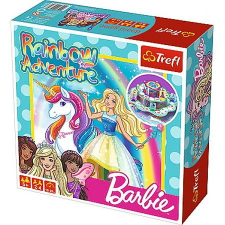 Barbie Rainbow Adventure