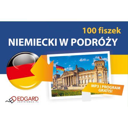 Niemiecki 100 Fiszek W podróży