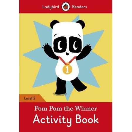 Pom Pom the Winner Activity Book