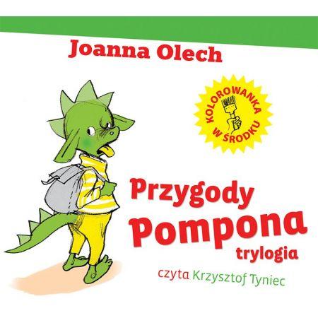 Przygody Pompona. Trylogia