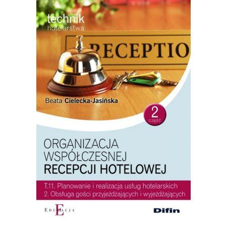 Organizacja współczes. recepcji hotel. T.11.2 cz.2
