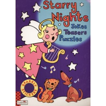 Starry nights. Jokes, teasers, puzzles