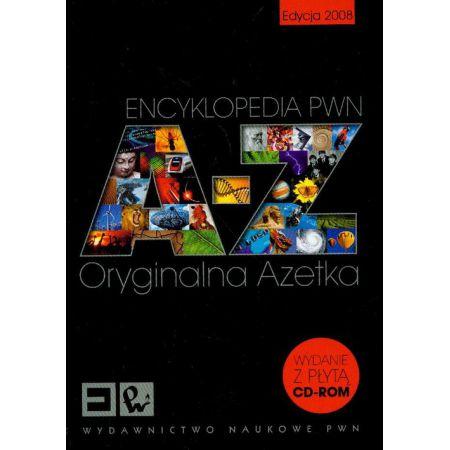 A-Zetka Encyklopedia PWN + CD