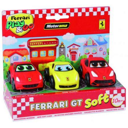 Ferrari GT Soft - Zestaw 3 aut
