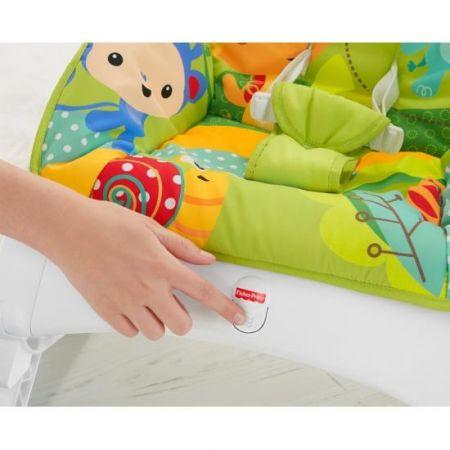 Fotelik-bujaczek Od niemowlaka do przedszkolaka