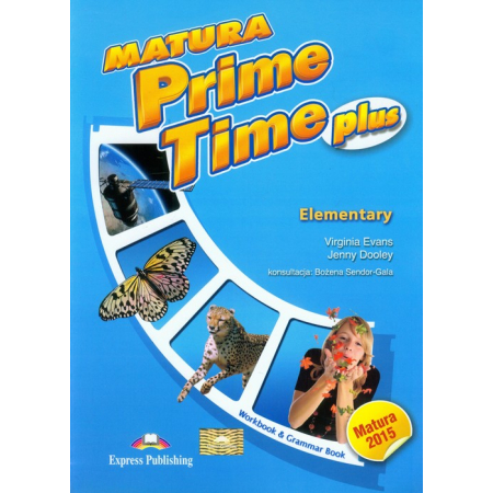 Matura Prime Time PLUS Elementary WB
