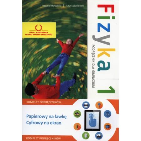 Fizyka z plusem Gimnazjum kl. 1 podręcznik /podręcznik dotacyjny
